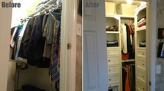 Build A Custom Closet On The Cheap