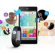 sony mobile wearable - Google Search