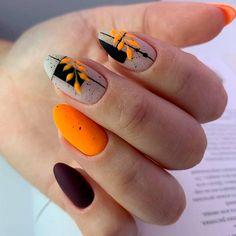 Chic Nails, Classy Nails, Stylish Nails, Modern Nails, Thanksgiving Nails, Nail Photos, Pretty Nail Art, Minimalist Nails, Nagel Gel