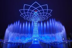 Milan expo 2015 tree of life https://www.youtube.com/watch?v=jhsce15byHc