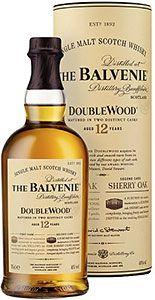 £25.00 - The Balvenie Double Wood Single Malt Whisky Aged 12 Years (700ml). #Tesco (RRP 31.80)
