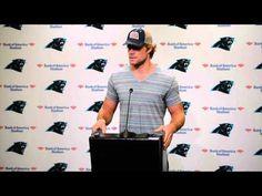 Download Carolina Panthers Tight End Greg Olsen MP3