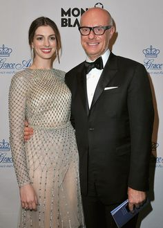 The endowed Anne Hathaway...  Hot Babe...   Hathaway is involved with charities, including The Creative Coalition, The Step Up Women's Network, St. Jude Children's Research Hospital, The Human Rights Campaign, and The Lollipop Theatre Network.