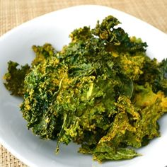 The best kale chips.