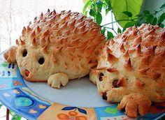 Hedgehog Rolls