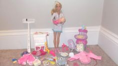 baby barbie finds ii on pinterest barbie happy family baby dolls