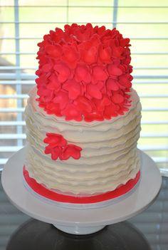 Hope's Sweet Cakes: Ruffles Cake
