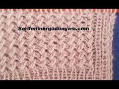Hand Knitting Women's Sweaters - DiyForYou Rib Stitch Knitting, Knitting Stitches, Free Knitting, Baby Knitting, Easy Knitting Patterns, Knitting Videos, Knitting Designs, Gents Sweater, Marriage Words