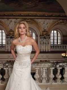 David Tutera For Mon Cheri David Tutera For Mon Cheri Carmindy #211242 Wedding Dress