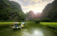 Las caras de Vietnam: un país vibrante en todas sus facetas.