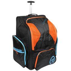 Warrior Covert QR Wheeled Equipment Backpack Hockey Gear, Ice Hockey, Travel Bags, Backpacks, Shopping, Fashion, Travel Handbags, Moda, Fashion Styles