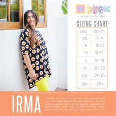 lularoe size chart - Yahoo Image Search Results