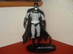batman Black & White Gotham Knight Statue #888/3500, in SupergirlRavagerCollectibles's Comic Statues!!! Comic Art Gallery Room - 417486