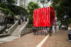 People's Architecture Office - People's Canopy, Hong Kong