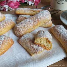 Italian Biscuits, Italian Cookies, Italian Desserts, Italian Recipes, Low Carb Desserts, Cookie Desserts, Cookie Recipes, Biscotti Cookies, Sweet Pastries