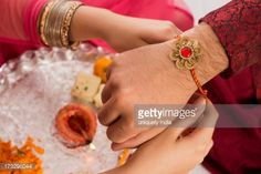 On Raksha Bandhan, sisters tie a rakhi (sacred thread) on her brother's wrist. This symbolizes the sister's love and prayers for her brother's well-being, and the brother's lifelong vow to protect her Raksha Bandhan Shayari, Raksha Bandhan Messages, Raksha Bandhan Photos, Happy Raksha Bandhan Images, Hindu Festivals, Indian Festivals, Rakhi Message, Rakhi Photo, Photography