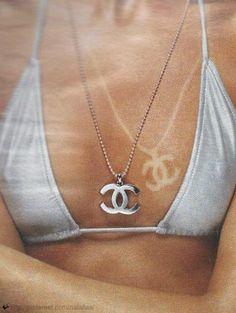 Chanel tan @firletka