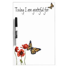 Shop Gratitude Reminder List for Your Fridge Dry-Erase Board created by cheriedirksen. Dry Erase Whiteboard, Dry Erase Board, Eh Poems, Law Of Attraction Planner, Facebook All, Put Things Into Perspective, Challenge, Practice Gratitude, Negative Thinking