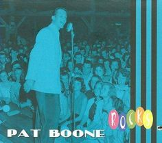 Pat Boone - Rocks, Green