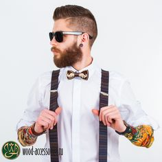 That's so cool you can complete your image with the help of our butterfly with a mustache. Bow tie is made of high quality materials and does not require additional care. You can find it on WoodenAccessoriesRU.etsy.com Вот так классно можно дополнить ваш образ с помощью нашей бабочки с усами. Бабочка выполняется из высококачественных материалов и не требует дополнительного ухода. Найти её можно наWood-Accessories.ru #mustache #mustaches #stache #moustache #mensstyle #menstyle #усы…