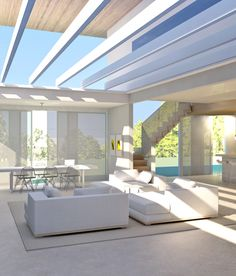 Come in an relax   West Coast Modern by Klinker Hoffman Interiors