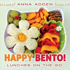 My Epicurean Adventures: Happy Bento! Lunches on the Go Book Review and Giveaway
