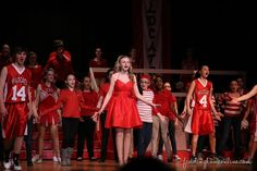 High School Musical School Production - Costume Ideas