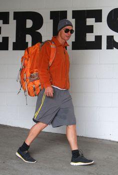Matt looking fine in his burnt orange! #Hookem #Longhorns #MatthewMcconaughey