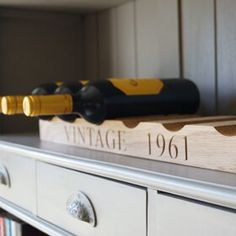 Personalised Oak Wine Rack: Item number: 3514077935 Currency: GBP Price: GBP199.00