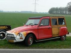 The Citroen woody, and other curiosities | Hemmings Daily