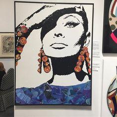 A few things that I liked at Art Palm Beach 2018 #sophialoren