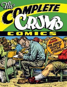Robert Crumb, The Complete Crumb Comics volume 1, 1987