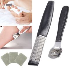 Manicure+Pedicure+Tools+Hard+Skin+Callus+Corn+Cuticle+Remover+Shaver+Cutter+Foot+Rasp+Pedicure+File