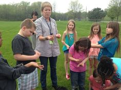 Throughout May and June 2014, environmental designer Carrie Christensen and ceramicist Anna Metcalf worked with students at #GlacierHillsElementary to transform the school's #landscape with #publicart.