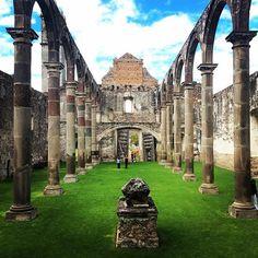 El ex-convento de Tecali de Herrera, Puebla