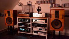 Audio Vintage friend… Vintage Friends, Vinyl Storage