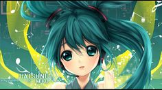 "VOCALOID2: Hatsune Miku - ""Music Kick -M/U/S/I/C Remix-"" [HD & MP3]"