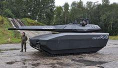 PL-01 stealth tank //