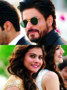 Dilwale Shahrukh khan Kajol Srk Movies, Hindi Movies, Good Movies, Shahrukh Khan And Kajol, Shah Rukh Khan Movies, Bollywood Couples, Bollywood Stars, Dilwale 2015, Heena Khan