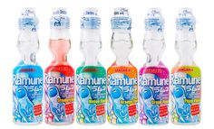Ramune: A Japanese soda, and it's my favorite! It's much lighter than American sodas as there isn't as much CO2, and it's less sweet. I love all the flavors, but I do prefer the lychee.