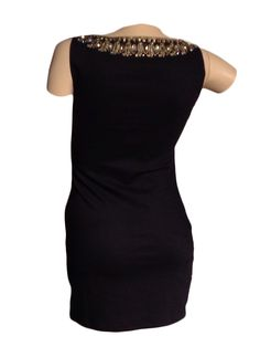 Vestido negro Ethno by Nice Istanbul €95 www.budoarboutique.com