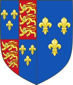 Crest of Catherine of Valois - Queen of France and England - Widow of King Henry V - Secretly Married Jasper Tudor Uk History, Mystery Of History, European History, British History, Gloucester, Catherine De Valois, Henri V, King Henry V, Dutch Princess