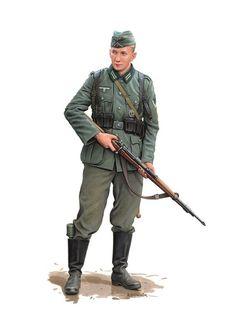 Gefreiter, early war