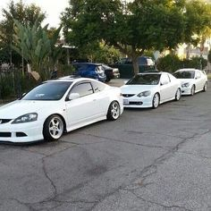 RSX line up!