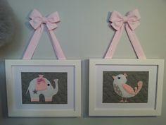 Obrazek na ścianę kolekcja z różem - LoveWhite - Obrazki dla dzieci