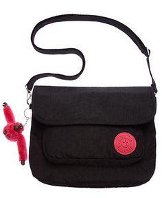 "Kipling Handbag, Deadre Crossbody - - Macy's / 11"" W x 9"" H x 5-1/2"" D"