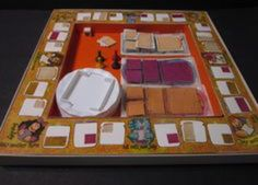 Classic Vintage Board Game Rebound 1970 Issue By Ideal