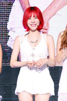 Sunny // SNSD // The cutest tomato to ever live. ❤️