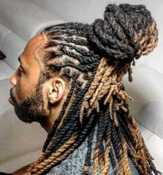 Dope Mens Dreadlock Styles, Dreadlock Hairstyles For Men, Dreads Styles, African Hairstyles, Cool Hairstyles, Natural Haircut Styles, Long Hair Styles, Dreadlocks Men Black, Long Dreads