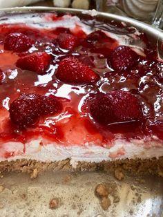 Το πανεύκολο απίθανο Τσιζκέικ !!! ~ ΜΑΓΕΙΡΙΚΗ ΚΑΙ ΣΥΝΤΑΓΕΣ 2 Icebox Cake, Dessert Recipes, Desserts, Cheesecakes, Sweet Recipes, Easy Crafts, Sweet Home, Food And Drink, Cooking Recipes